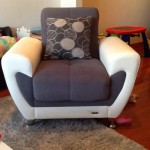 Armchair-Pleasanton-Upholstery-cleaning